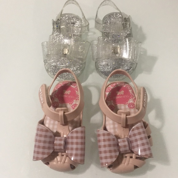 Other - Cute Baby shoes pink are Zaxy Nina